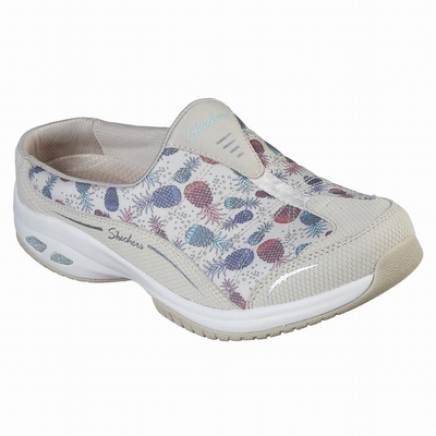 Loja Sapatilhas Casual Skechers Bryson Mulher Bege | 445-10801