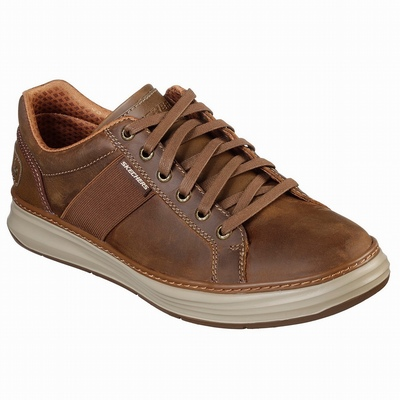 Online Sapatilhas Casual Skechers Relaxed Fit: Outland 2.0 - Rip-Staver Homem Marrom | 775-27644