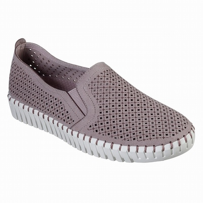 Sapatilhas Casual Skechers D'Lites - Glamour Feels Mulher Verdes | 818-51749