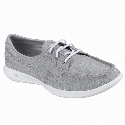 Sapatilhas Casual Skechers Depth Charge 2.0 Mulher Cinzentas | 308-75542
