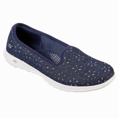 Sapatilhas Casual Skechers Dyna-Lite Mulher Cinzentas | 472-69547