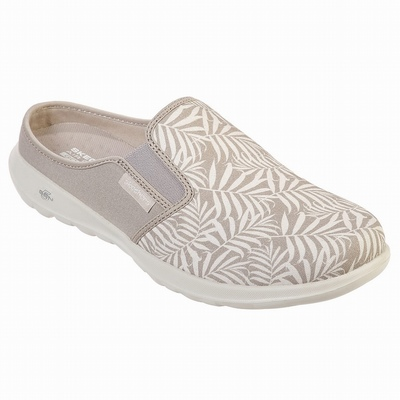 Sapatilhas Casual Skechers Dyna-Lite Mulher Bege | 638-25671