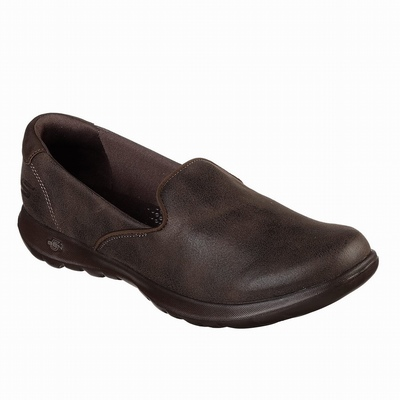 Sapatilhas Casual Skechers Dyna-Lite - Southacre Mulher Chocolate | 486-23576