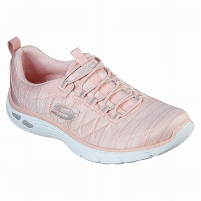 Tenis Skechers A-Line - Rider Mulher Rosa | 305-91964