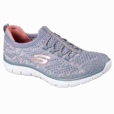 Tenis Skechers A-Line - Rider Mulher Rosa | 597-10498