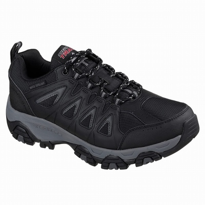 Tenis Skechers On the GO Joy - Goldy Homem Pretas / Cinzentas | 143-83911
