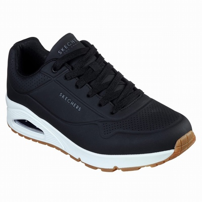 Tenis Skechers On the GO Nextwave Ultra Homem Pretas | 697-61343
