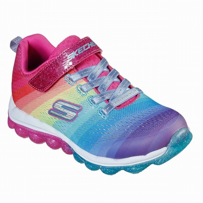 Tenis Skechers Work Relaxed Fit: Flex Advantage SR Menina Multicoloridas | 553-26881